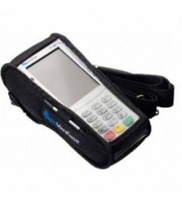 Carry Case For Verifone Vx680 Credit Card PDQ Terminals. With belt attachment