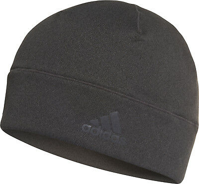 adidas ClimaHeat Running Beanie Mens Womens Insulated Winter Hat Grey 14ad527d472