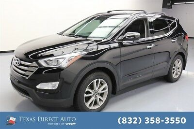2015 Hyundai Santa Fe 2.0T Texas Direct Auto 2015 2.0T Used Turbo 2L I4 16V Automatic FWD SUV
