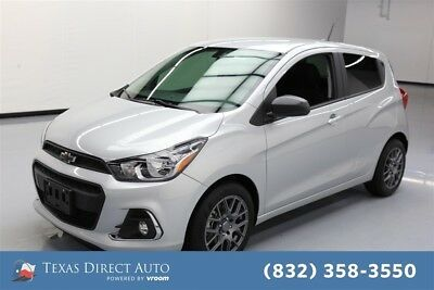 2017 Chevrolet Spark LS Texas Direct Auto 2017 LS Used 1.4L I4 16V Automatic FWD Hatchback OnStar