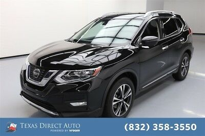 2018 Nissan Rogue SL Texas Direct Auto 2018 SL Used 2.5L I4 16V Automatic FWD SUV Bose