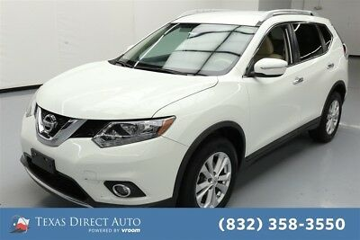 2015 Nissan Rogue SV Texas Direct Auto 2015 SV Used 2.5L I4 16V Automatic FWD SUV