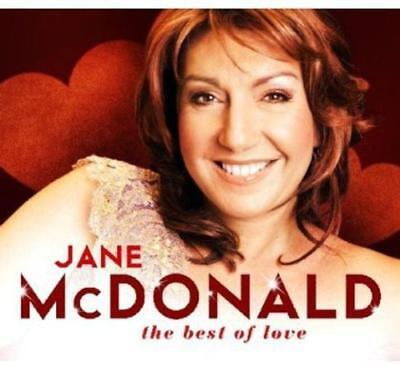 Mcdonald, Jane - Best of Love Doppel-CD 2CD NEU OVP