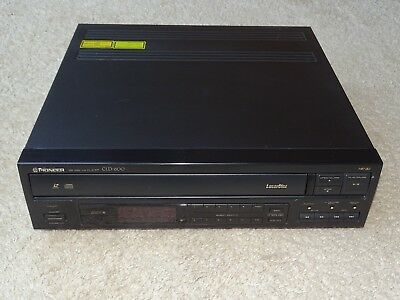 Pioneer CLD-600 PAL High-End Laserdisc Player LD CD CDV LD, 2 Jahre Garantie