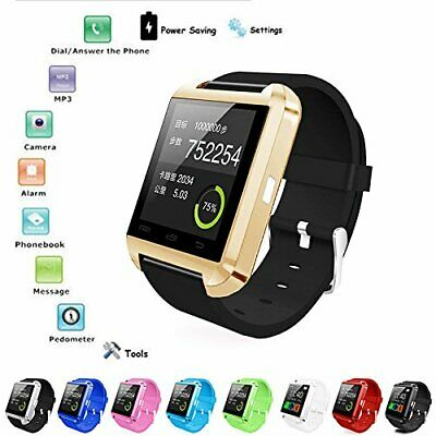 Kids Smart Watch Phone SIM Card Clock Calendar Camera Bluetooth SOS Call +Camera