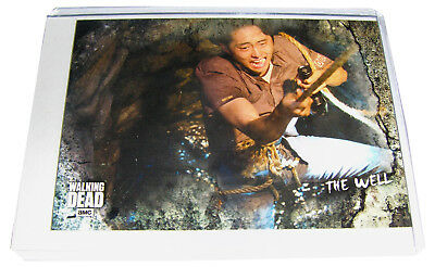 WALKING DEAD ROAD TO ALEXANDRIA Card 22 The Well NM