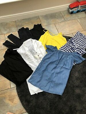 Ladies Bundle Of Maternity Wear Size 12 Asos Newlook