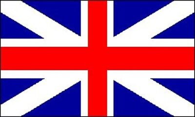 3x5 King's Colors Flag United Kingdom Banner UK Pennant King Indoor Outdoor New