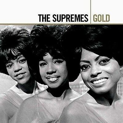 The Supremes GOLD Best Of 40 Essential Songs GREATEST HITS New Sealed 2 CD