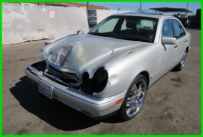 1999 Mercedes-Benz E-Class E320 1999 Mercedes-Benz E320 Automatic 6 Cylinder NO RESERVE