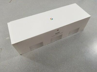 New!! Google Home Wifi System Router AC1200 Dual Band Three Pack AC-1304