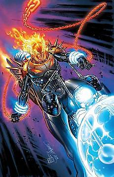 Cosmic Ghost Rider #5 (Of 5) 1:50 J Scott Campbell Variant (14/11/2018)