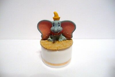 """Trinket Box Sterling Classic H/p Disney's Cast Of Characters """"dumbo"""""""