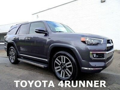 2015 Toyota 4Runner Limited 2015 Toyota 4 Runner Limited SUV Used 4L V6 24V Automatic 4WD