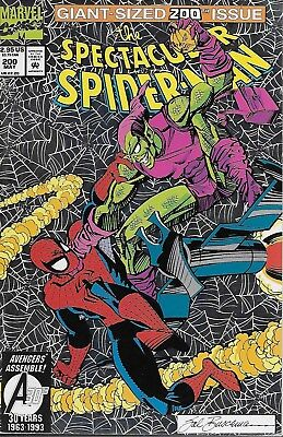 The Spectacular Spider-Man (Vol.1) No.200 / 1993 Special Hologram Cover