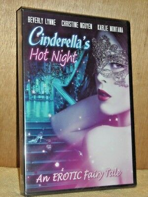 Cinderella's Hot Night (DVD, 2017) NEW Beverly Lynne Christine Nguyen spoof