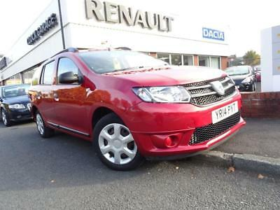 £109 a Month with £289 Deposit / 2014 (14) Dacia Logan 0.9 TCe Ambiance Estate