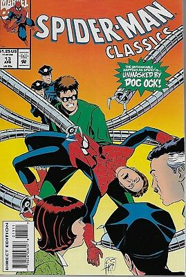 Spider-Man Classics No.13 / 1994 Reprints Amazing Spider-Man No.12 / Steve Ditko
