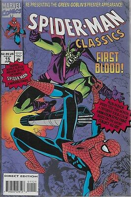 Spider-Man Classics No.15 / 1994 Reprints Amazing Spider-Man No.14 / OVP Bagged