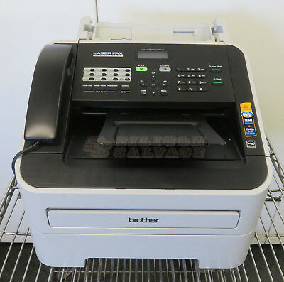 Brother FAX-2840 IntelliFax-2840 High-Speed Laser FAX