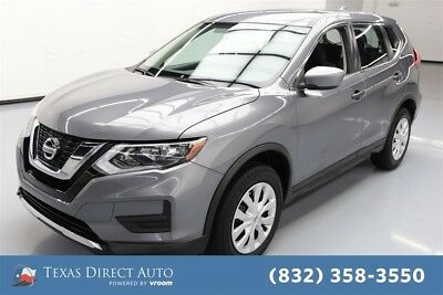 2017 Nissan Rogue S Texas Direct Auto 2017 S Used 2.5L I4 16V Automatic AWD SUV
