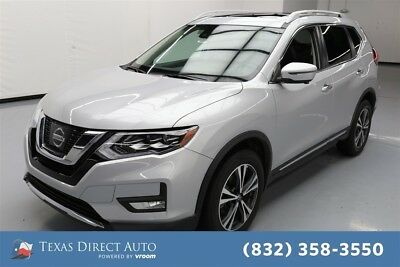 2017 Nissan Rogue SL Texas Direct Auto 2017 SL Used 2.5L I4 16V Automatic AWD SUV Bose Premium