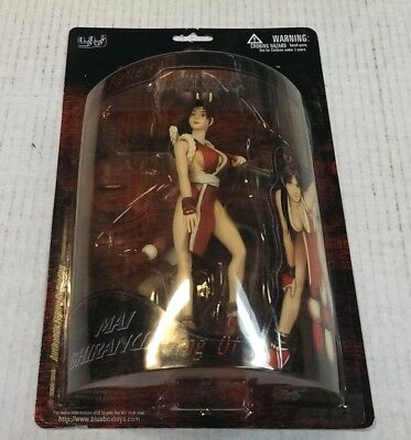 The King of Fighters 2000 - Mai Shiranui - Action Figure FACTORY Sealed