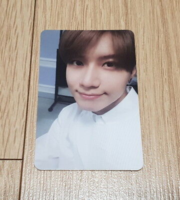 SHINee 6th Album The story of Light EPilogue Taemin A Photo Card Official