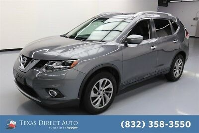 2015 Nissan Rogue SL Texas Direct Auto 2015 SL Used 2.5L I4 16V Automatic FWD SUV Bose