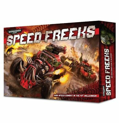 Orks Speed Freeks Box Set - Warhammer 40k - Brand New!