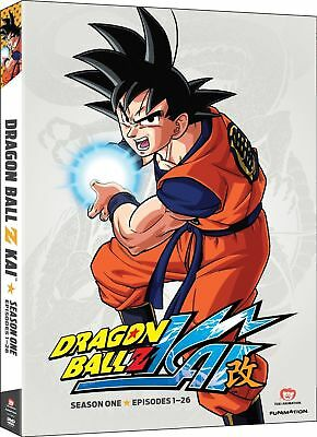 Dragon Ball Z Kai Complete Anime Series Seasons 1 2 3 4 5 6 7 Bundled New