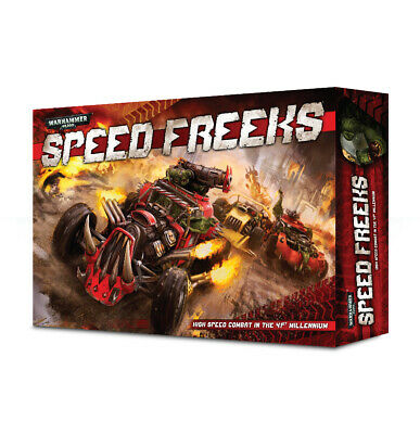 Warhammer 40k Orks Speed Freeks SF-60