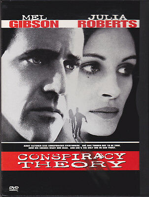 MEL GIBSON - Conspiracy Theory on DVD