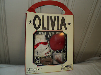 Madame Alexander 2002 Artist Olivia The Artist doll Outfit  -