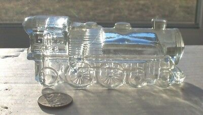 Nice  Vintage Candy Container In The Shape Of Train