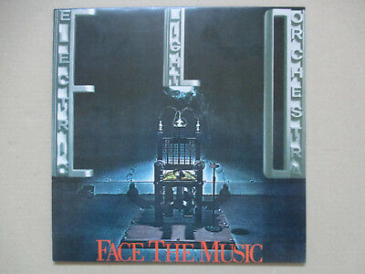 Face the Music - 12' Clear Vinyl -  Electric Light Orchestra (2016) - Neuwertig