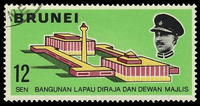 BRUNEI 156 (SG172) - Opening of Royal Assembly Hall and Council (pa55245)