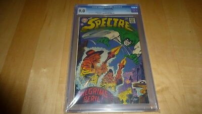 The Spectre 6 CGC 9.0 (1968, DC Comics) OW to White Pages SAVANNAH Collection