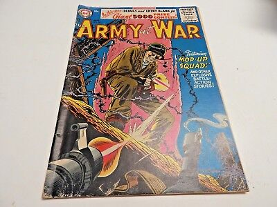 1956 Our Army at War-#50