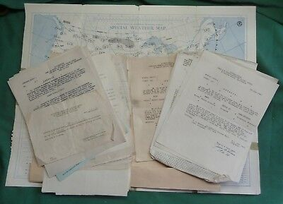 Original WW2 USAAF Pilot Documents 449th Bomb Group 15th AF B-24's - No Reserve