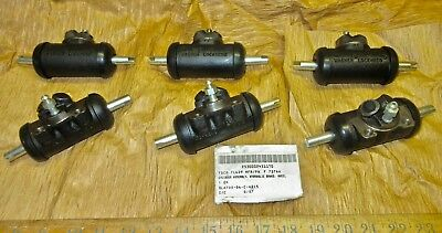 1 set of 6 pieces new wheel cylinders M561 Military Gama-Goat