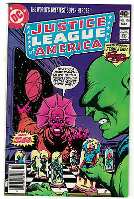 DC Comics JUSTICE LEAGUE OF AMERICA The World's Greatest Superheroes No 178 VF+