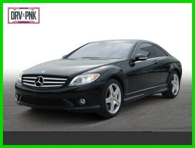 2008 Mercedes-Benz CL-Class V8 2008 V8 Used 5.5L V8 32V Automatic Rear Wheel Drive Coupe Premium
