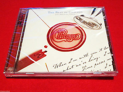 CHICAGO - The Best of Chicago: 40th Anniversary Edition - 2 CD - Brand New