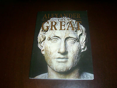 ALEXANDER THE GREAT Ancient Greece Macedonian Empire War Warrior Osprey Book NEW