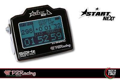 St300-N Next Pzracing Lap Timer Auto Moto Quad Cronometro Gps 50Hz Versione 2019