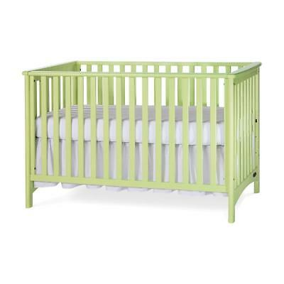 Child Craft 3-in-1 Convertible Crib London Colours, Key Lime