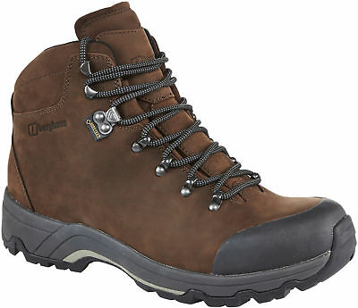 Mens Brown Berghaus Fellmaster Gore-Tex Waterproof Walking Boot- Size 7 to 11