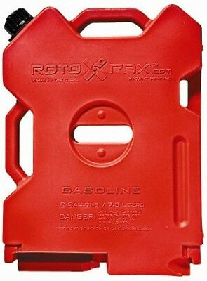 Rotopax 2 Gallon Gasoline Can Mounts Atv Boats Motorcycle Cars Jeep