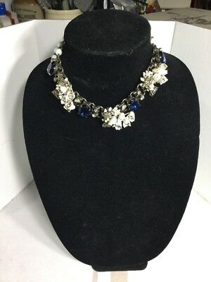 Very Unusual Large Antique Choker Or Necklace Must See